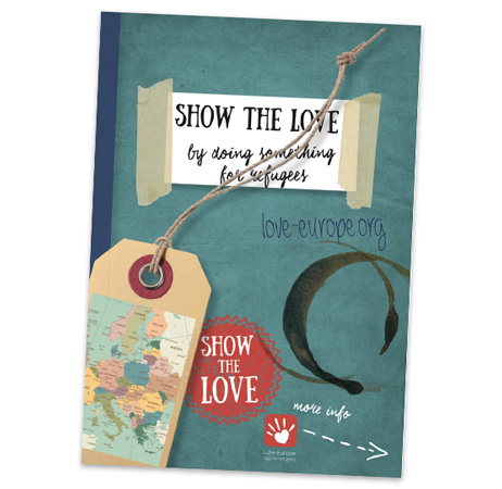 Show the Love - booklet